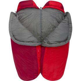 Sea to Summit Basecamp BcII Sleeping Bag Long, rojo